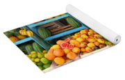 Maui Fruits And Vegetables Yoga Mat