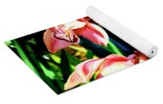 Joy Orchids Yoga Mat