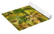 Meadow After Van Gogh Yoga Mat