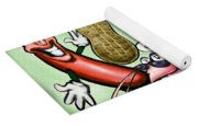Meats Protein Food Group Yoga Mat