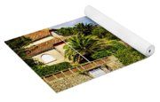 Mediterranean Coast Of French Riviera Yoga Mat