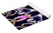 Midnight Magnetism Yoga Mat