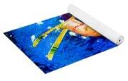 Midnight Sun Flyer Yoga Mat