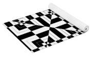 Mind Games 43 Yoga Mat