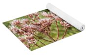Monarch Of The North Yoga Mat