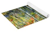 Monet Lives On Yoga Mat