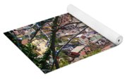 Monterosso From Above - Cinque Terre Yoga Mat
