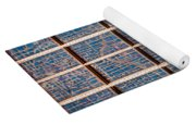 Mosaic Alamo In Glass Yoga Mat