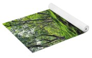 Moss Forest In Kyoto Japan Yoga Mat