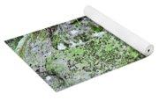 Moss Rock Yoga Mat