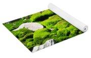 Mosscape Yoga Mat