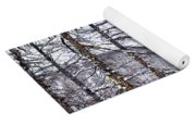 Mountain Landscape Yoga Mat
