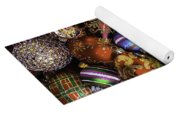 My Special Christmas Ornaments Yoga Mat