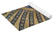 Mysterious Sunlight In Hagia Sophia Yoga Mat