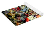 Natures Stained Glass Yoga Mat