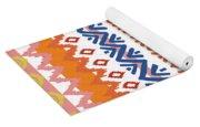 Southwest Pattern IIi Yoga Mat