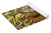 Nesting Alligator Yoga Mat