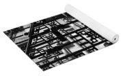 New York City Wrought Iron Yoga Mat