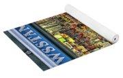New York Newsstand Yoga Mat