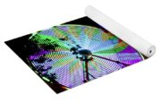 Night Lights Yoga Mat