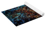 Nightlife - Abstract Panorama Yoga Mat