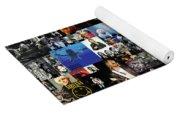 Nirvana Collage Yoga Mat