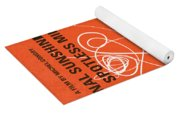 No384 My Eternal Sunshine Of The Spotless Mind Minimal Movie Pos Yoga Mat