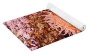 Northern Red Anemone Yoga Mat
