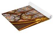 Notre Dame Chapel Yoga Mat