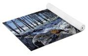 Oceanside Rocks Yoga Mat