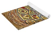 October At Fonthill Castle Yoga Mat