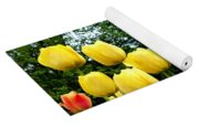 Okanagan Valley Tulips Yoga Mat