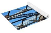 Old Bridge Structure Yoga Mat