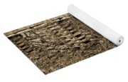 Old Grist Mill Photo Yoga Mat