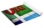 Old Orchard Beach Yoga Mat