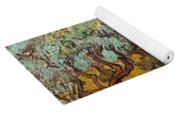 Olive Trees Yoga Mat