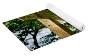 On The Road To Ruin Yoga Mat