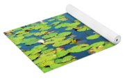Once Upon A Lily Pad Yoga Mat