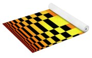 Optical Illusion Yoga Mat
