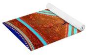 Ornate Ceiling Yoga Mat