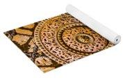 Ornate Door Knob Yoga Mat