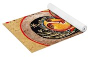 Our Lady Of Perpetual Help Icon Yoga Mat