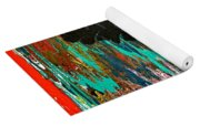 Out Of Africa Yoga Mat