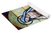Oval Mary Yoga Mat