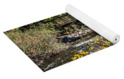 Paint Creek Bridge Yoga Mat