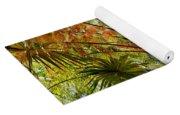 Palm Canopy Yoga Mat