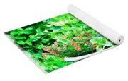 Pan Full Of Color  Digital Paint Yoga Mat