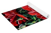 Passionately Red  Yoga Mat