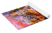Pathway To Color Yoga Mat