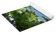 Peaceful River Yoga Mat